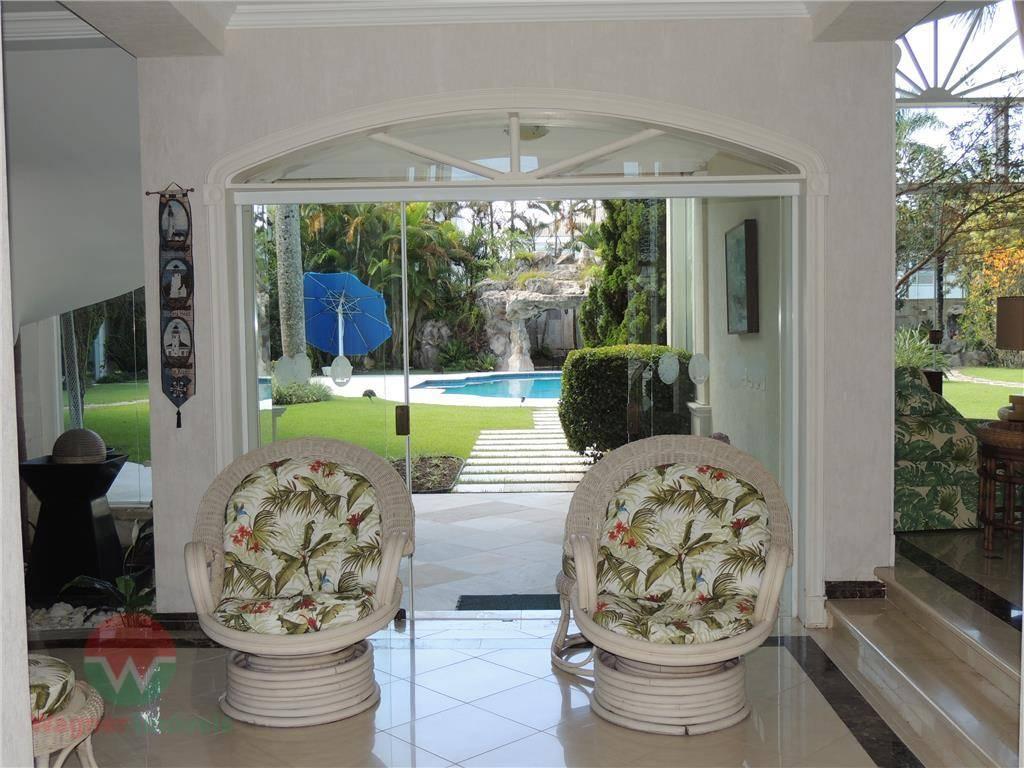 sobrado à venda no jardim acapulco em guarujá, sala 4 ambientes com lavabo e ar condicionado,...