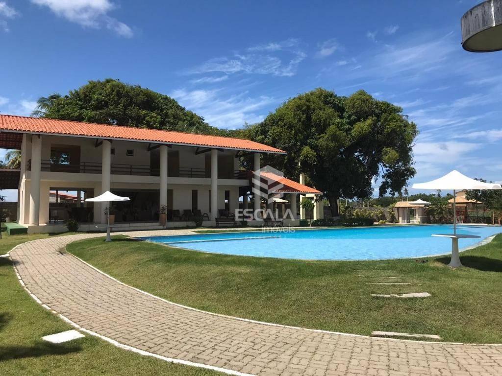 Lote à venda, 286 m², Vila Cauipe, área de lazer, financia - Lagoa do Banana - Caucaia/CE