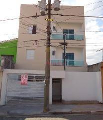 Apartamento residencial à venda, Vila Lucinda, Santo André - AP0060.