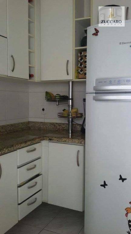 Apartamento de 3 dormitórios à venda em Jardim Santa Clara, Guarulhos - SP