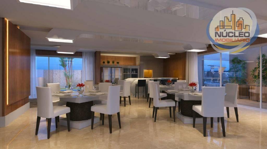 Cobertura com 4 Dormitórios à venda, 379 m² por R$ 4.178.460,00
