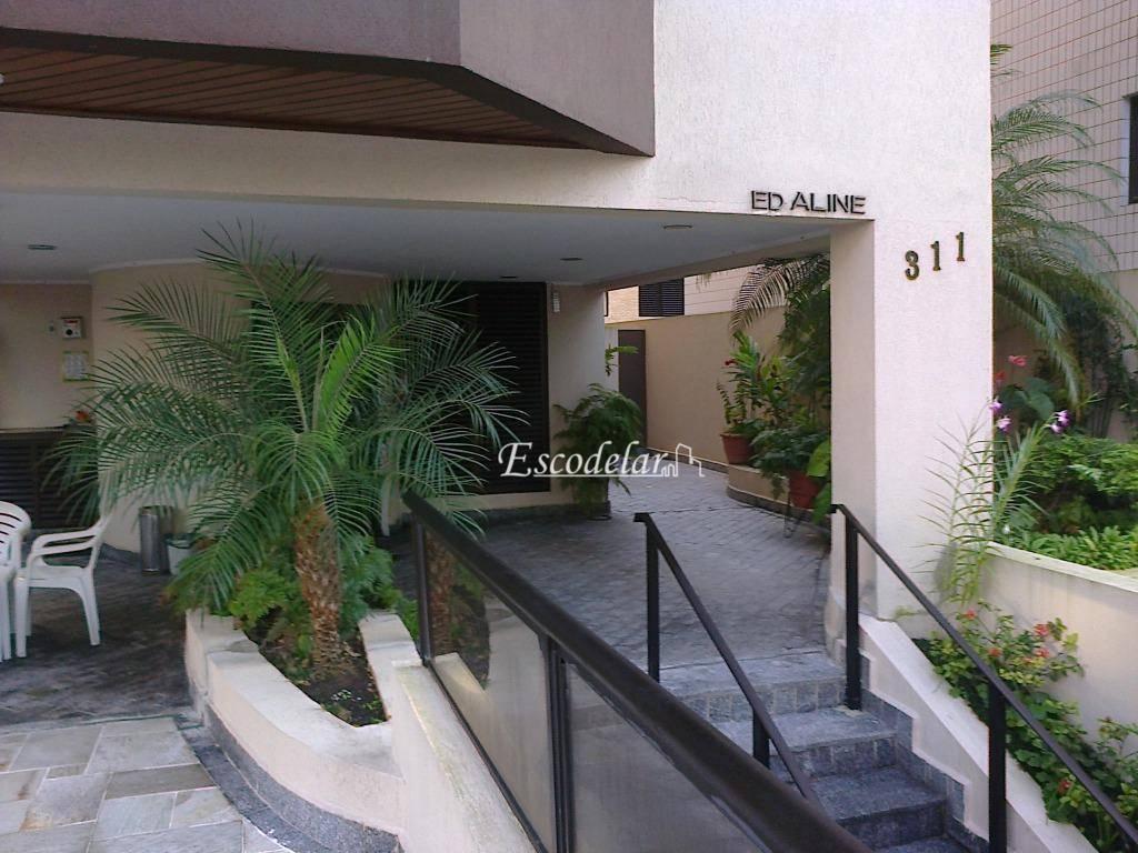 Apartamento residencial para locação, Balneário Cidade Atlântica, Guarujá.