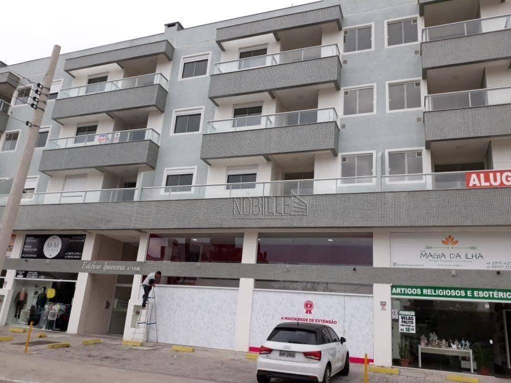 Apartamento para alugar, 77 m² por R$ 1.450,00/ano - Ingleses - Florianópolis/SC