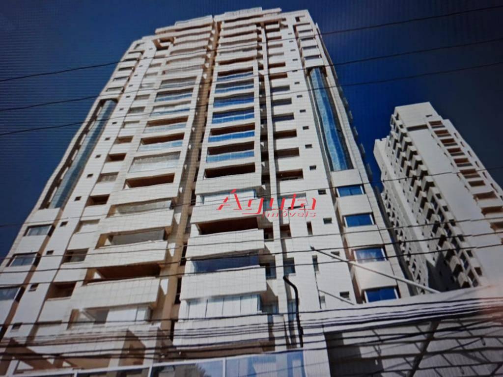 Apartamento residencial à venda, Centro, Santo André - AP1437.