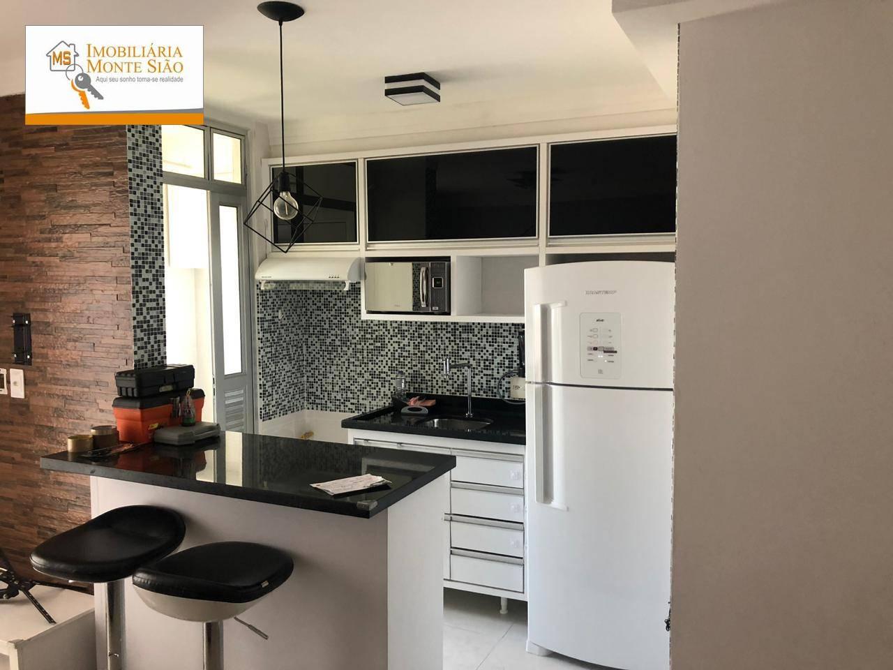 Apartamento com 2 dormitórios à venda, 64 m² por R$ 300.000,00 - Picanco - Guarulhos/SP