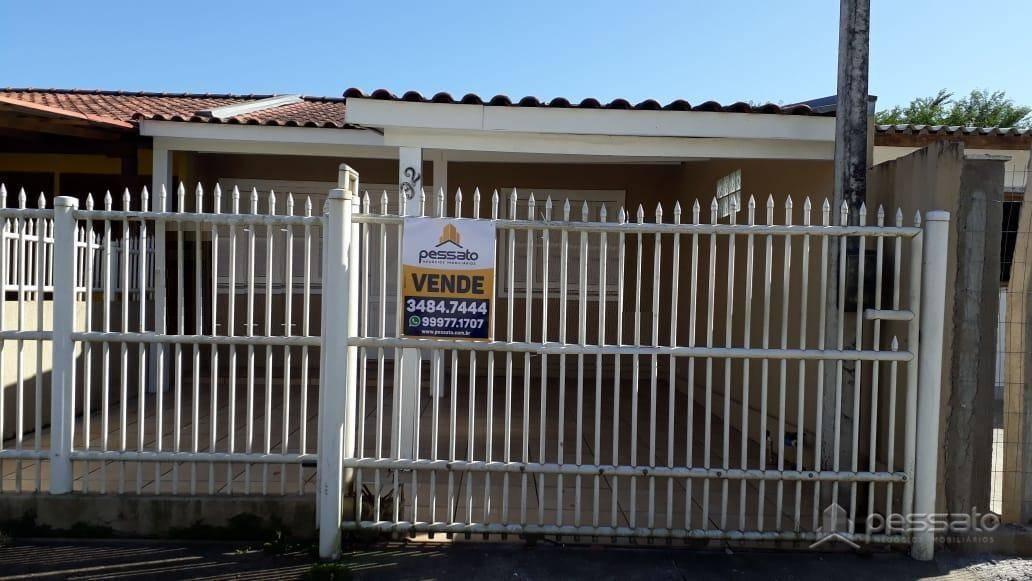casa 2 dormitórios em Gravataí, no bairro Moradas Do Sobrado