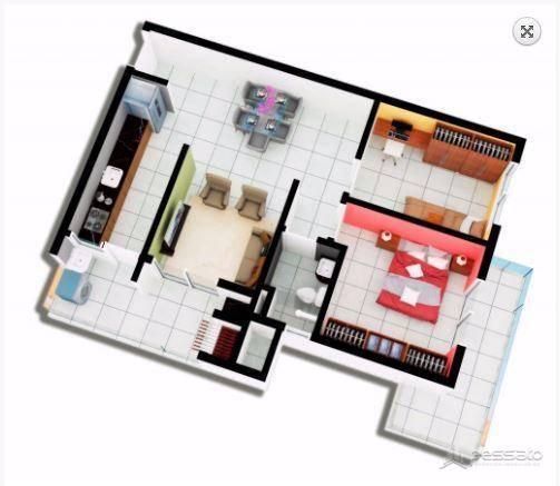 apartamento 3 dormitórios em Cachoeirinha, no bairro Vila Bom Princípio