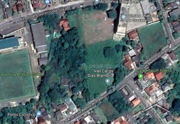 Área 0 dormitórios em Gravataí, no bairro Centro