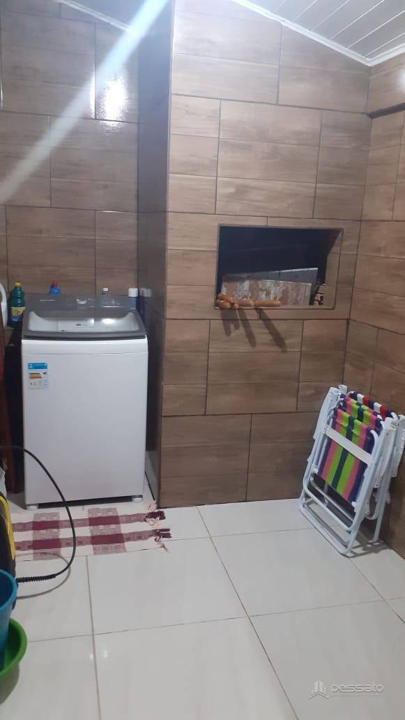 casa 2 dormitórios em Gravataí, no bairro Passo Do Hilário