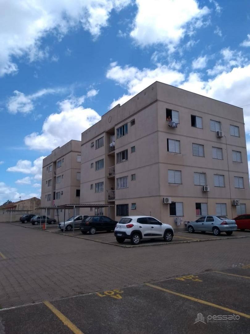 apartamento 2 dormitórios em Gravataí, no bairro Santa Cruz