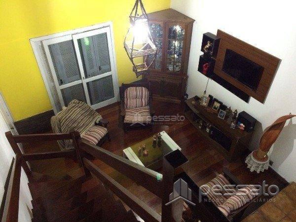 casa 3 dormitórios em Gravataí, no bairro Santa Cruz