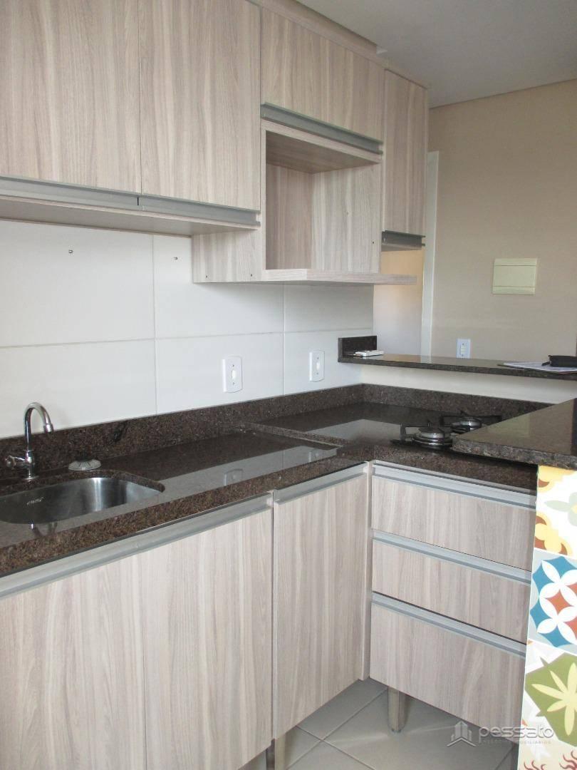 apartamento 2 dormitórios em Gravataí, no bairro Nossa Chácara