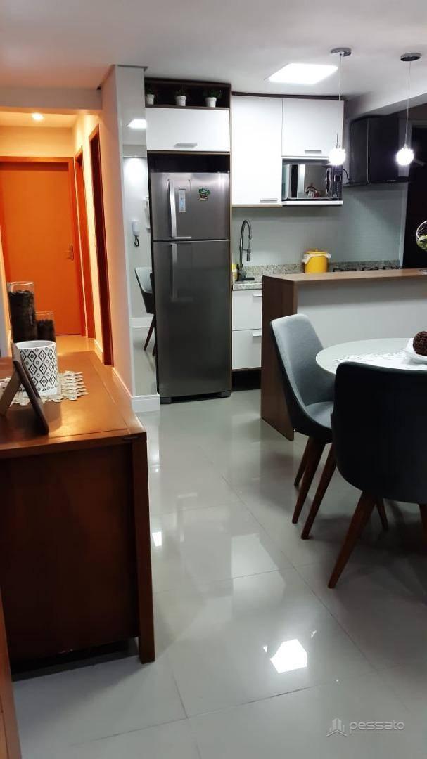 apartamento 1 dormitórios em Gravataí, no bairro Moradas Do Sobrado