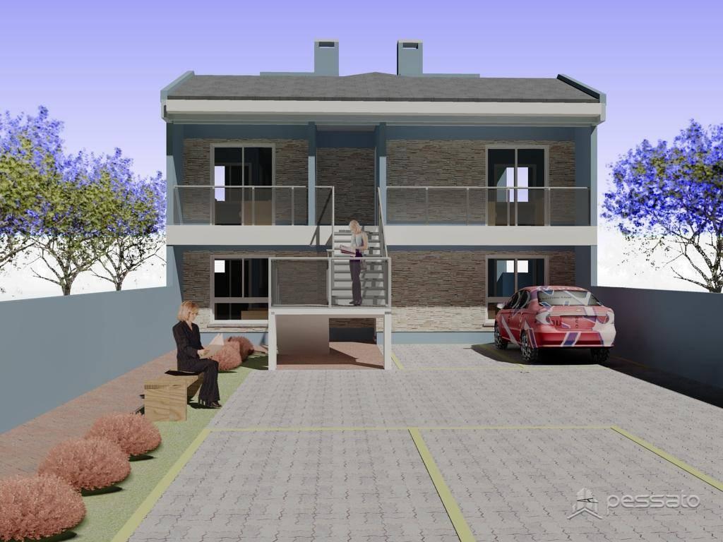 apartamento 2 dormitórios em Cachoeirinha, no bairro Nova Cachoeirinha
