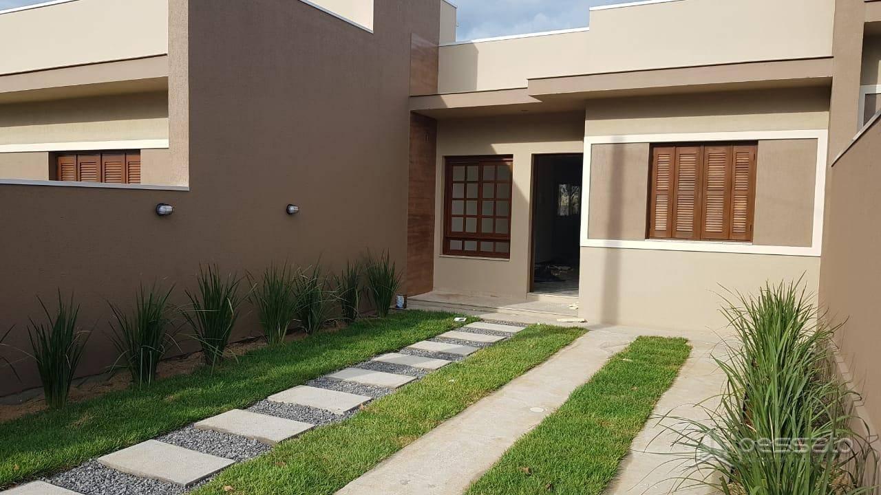 casa 3 dormitórios em Gravataí, no bairro Moradas Do Sobrado