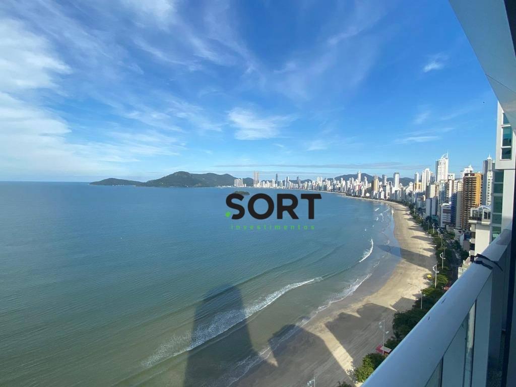 Frente Mar, Splendido,  4 suítes, 4 vagas de garagem, Barra Norte