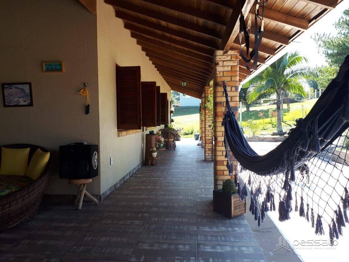casa 3 dormitórios em Gravataí, no bairro Bosques Do Sul