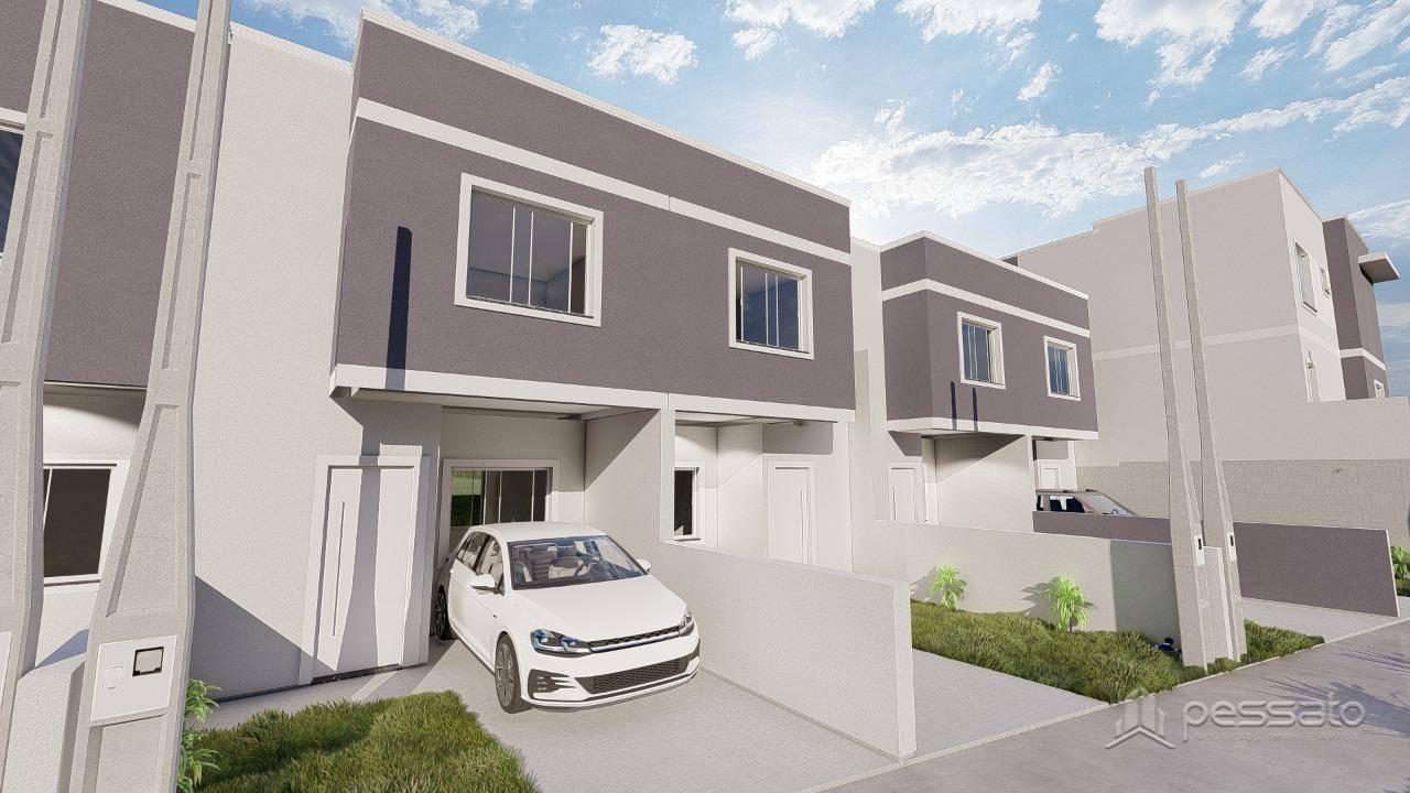 sobrado 2 dormitórios em Gravataí, no bairro Nossa Chácara