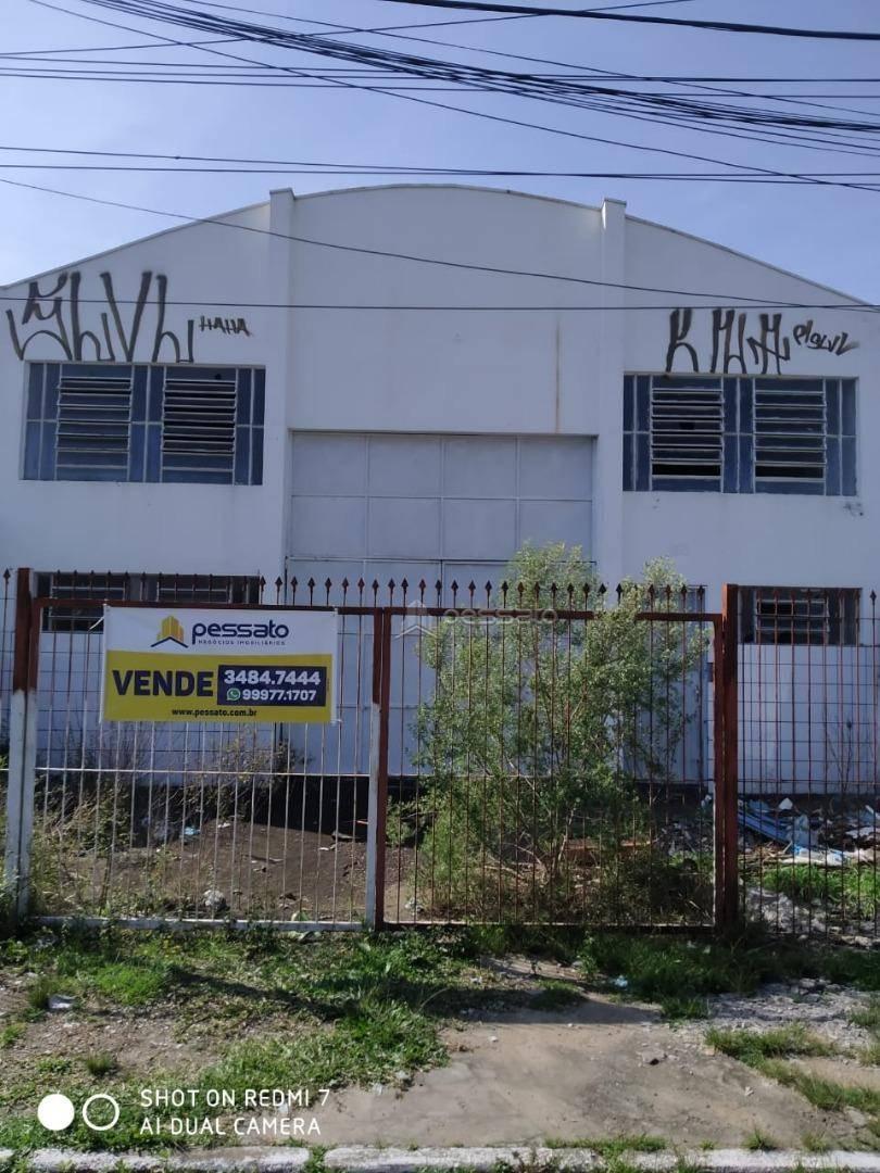 pavilhão 0 dormitórios em Gravataí, no bairro São Jerônimo