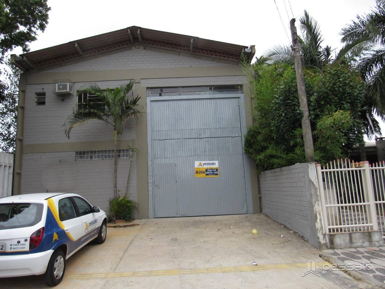 pavilhão 0 dormitórios em Gravataí, no bairro São Vicente
