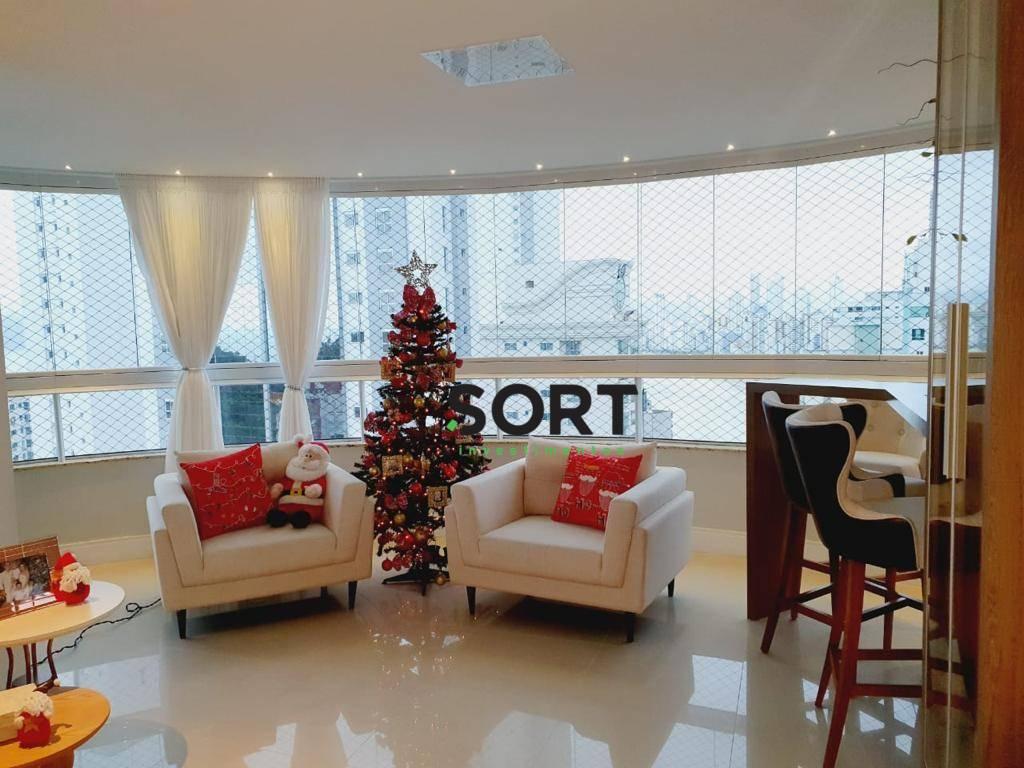 Apartamento no Edifício Torre de Lyon, 3 suítes, 3 vagas de garagem, Balneário Camboriú  – Fórmula F10