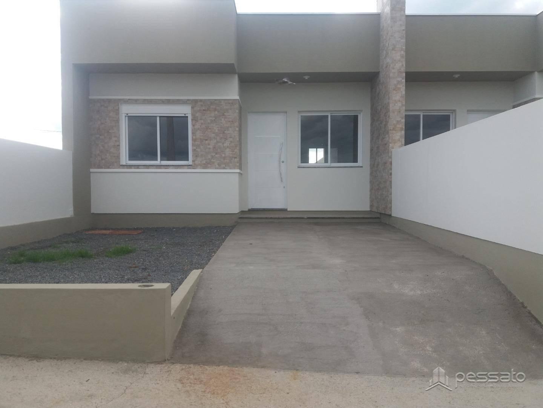 casa 2 dormitórios em Gravataí, no bairro Dom Feliciano