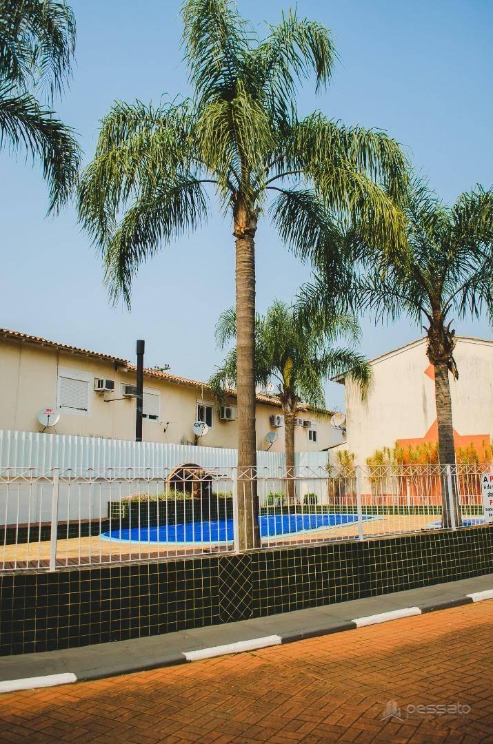sobrado 2 dormitórios em Gravataí, no bairro Santa Cruz