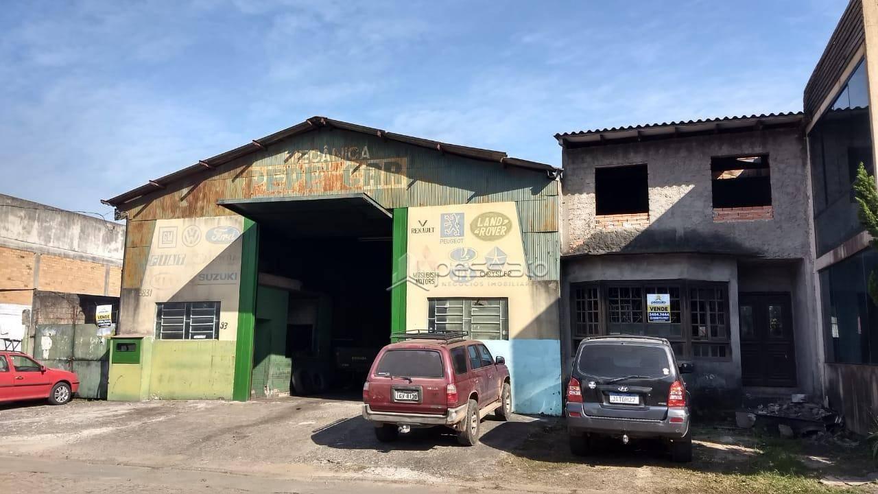pavilhão 0 dormitórios em Gravataí, no bairro Parque Ely