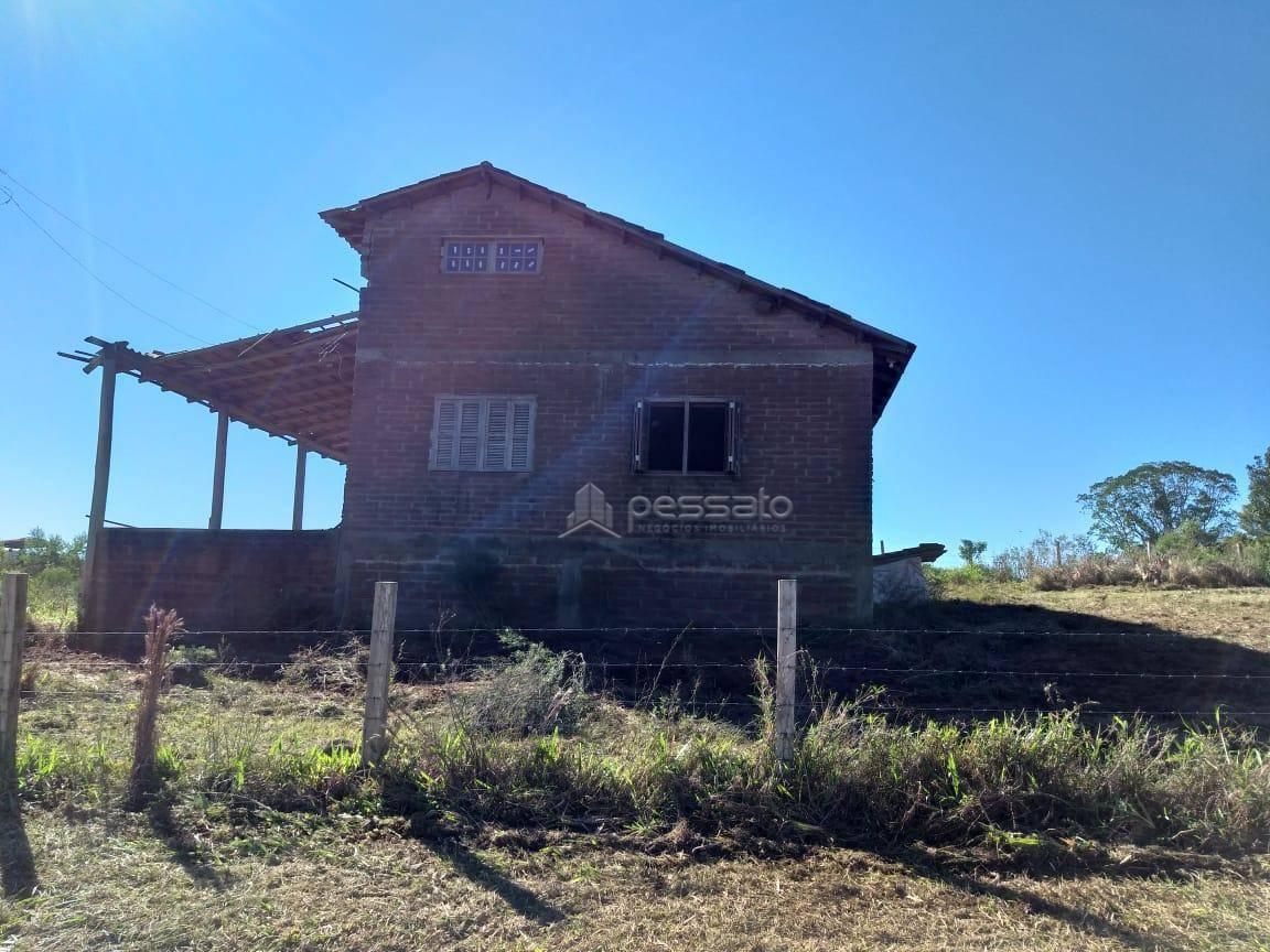 sítio 2 dormitórios em Gravataí, no bairro Morungava
