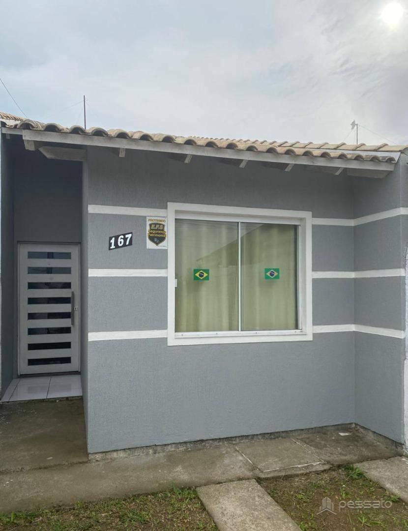 casa 2 dormitórios em Gravataí, no bairro Santa Fé