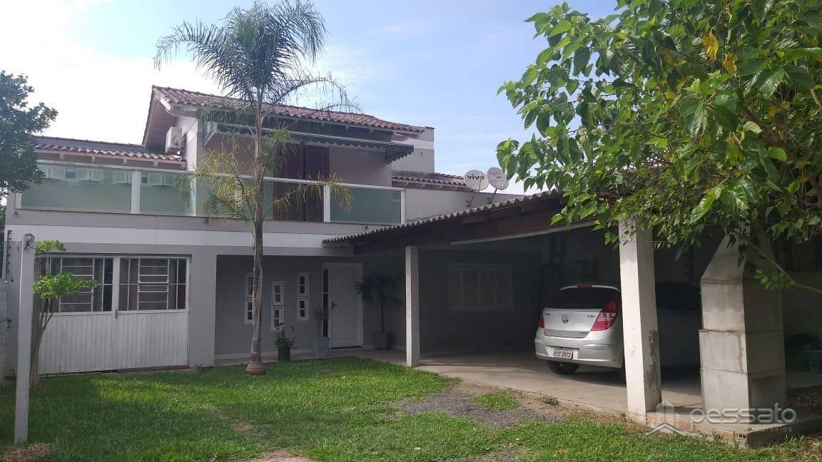 sobrado 2 dormitórios em Gravataí, no bairro Bom Sucesso
