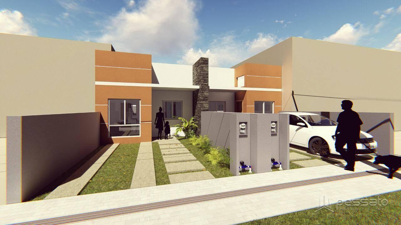casa 2 dormitórios em Gravataí, no bairro Bela Vista