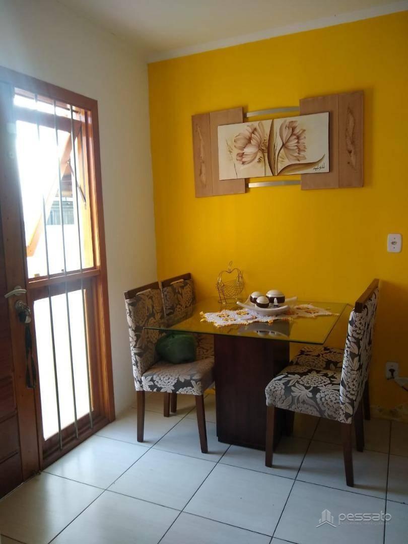 sobrado 2 dormitórios em Gravataí, no bairro Moradas Do Sobrado
