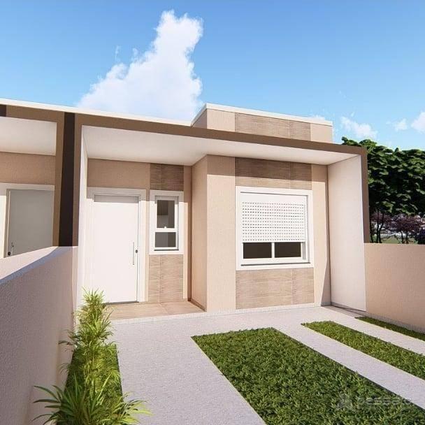 casa 2 dormitórios em Gravataí, no bairro Parque Olinda