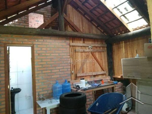 sítio 2 dormitórios em Gravataí, no bairro Loteamento Rural Palermo